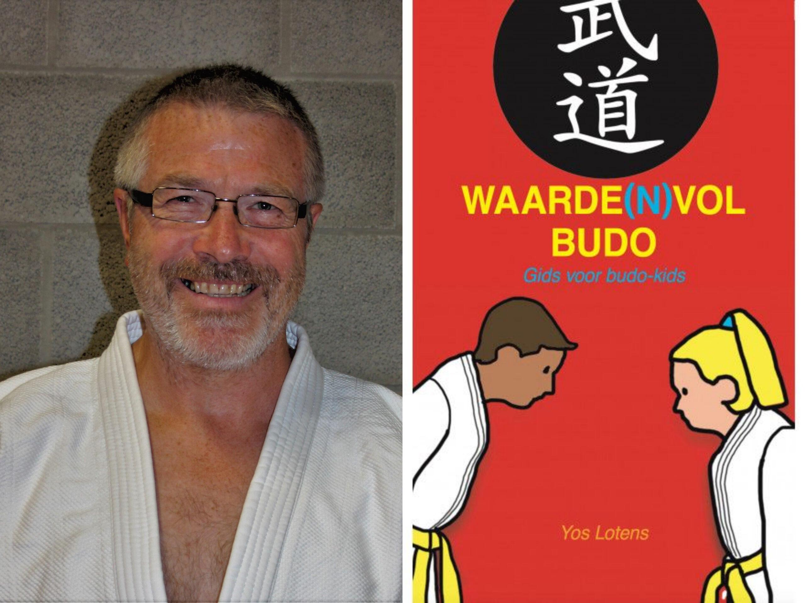 Raf Titz, auteur, hoofdtrainer Judoteam Duffel, Chairman Kintsugi Judo, 6e dan judo, was lid en voorzitter van de Pedagogische Commissie van de Vlaamse Judofederatie en docent opleidingen