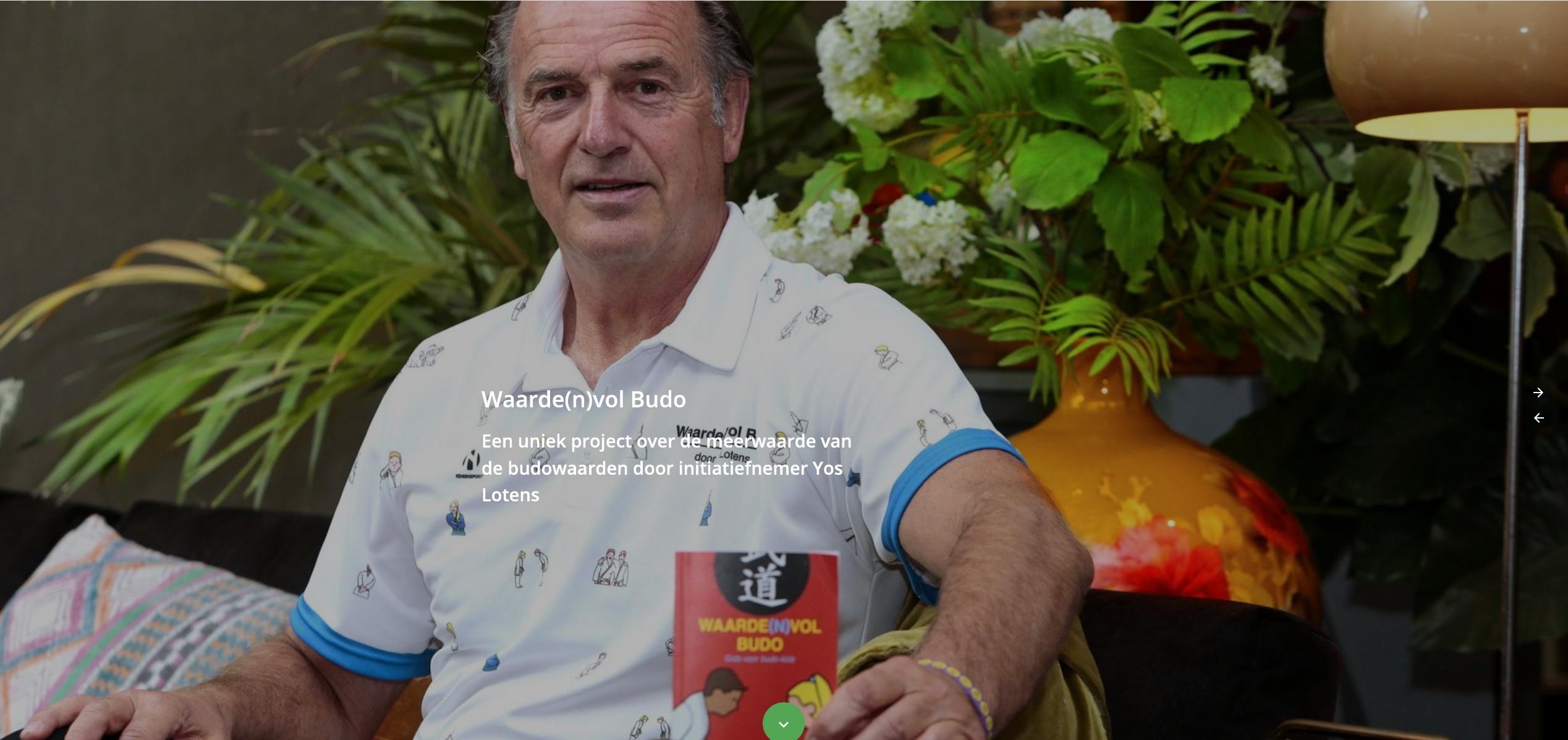 Artikel JBN Magazine over 'Waarde(n)vol Budo'