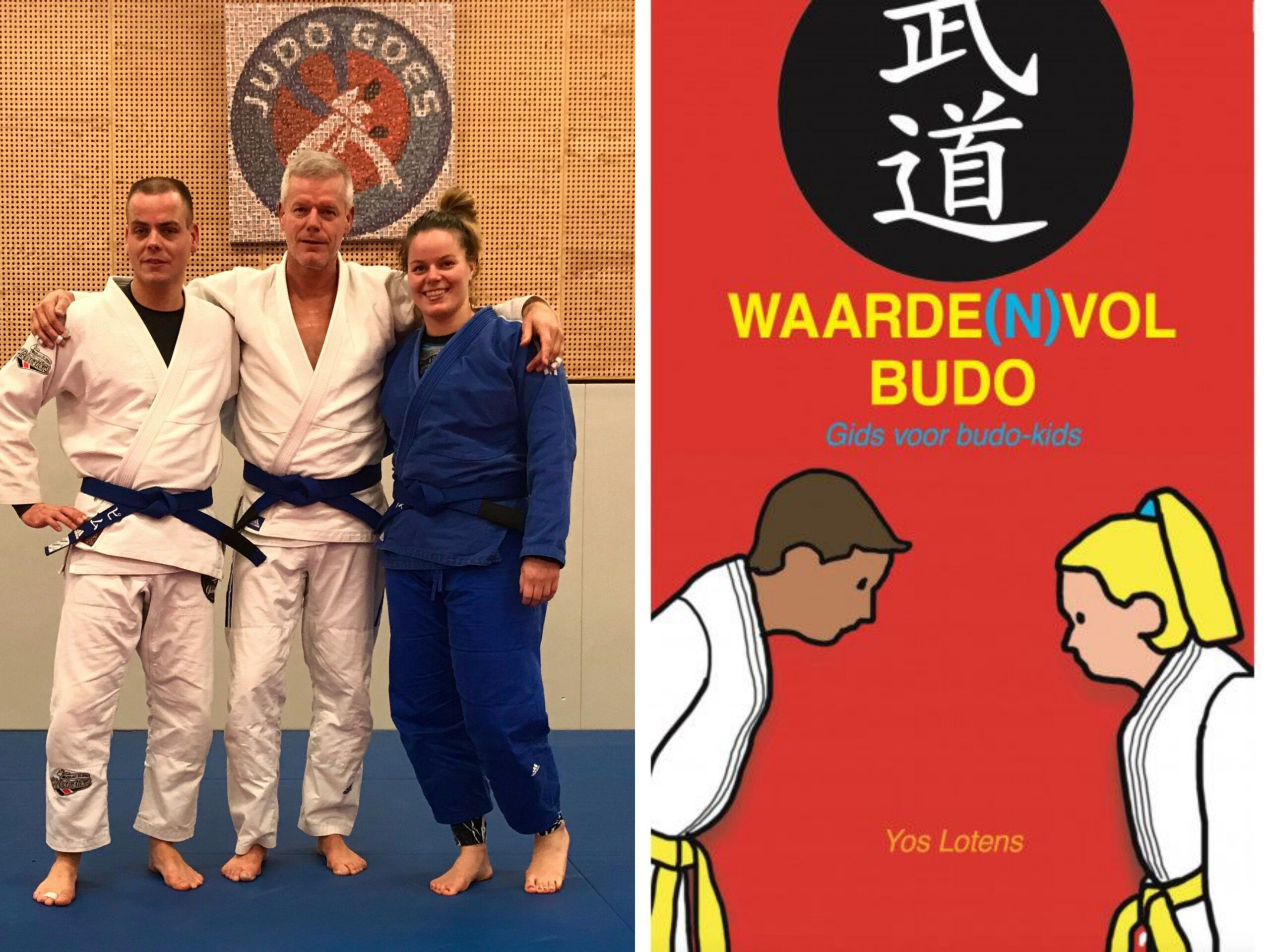 Andre van Meerkerk over 'Waarde(n)vol Budo'