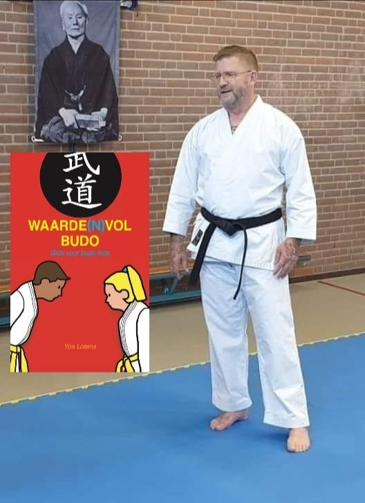 """Ben van Elburg: """"Waarde(n)vol Budo aanrader voor elke karateka en leraar"""""""