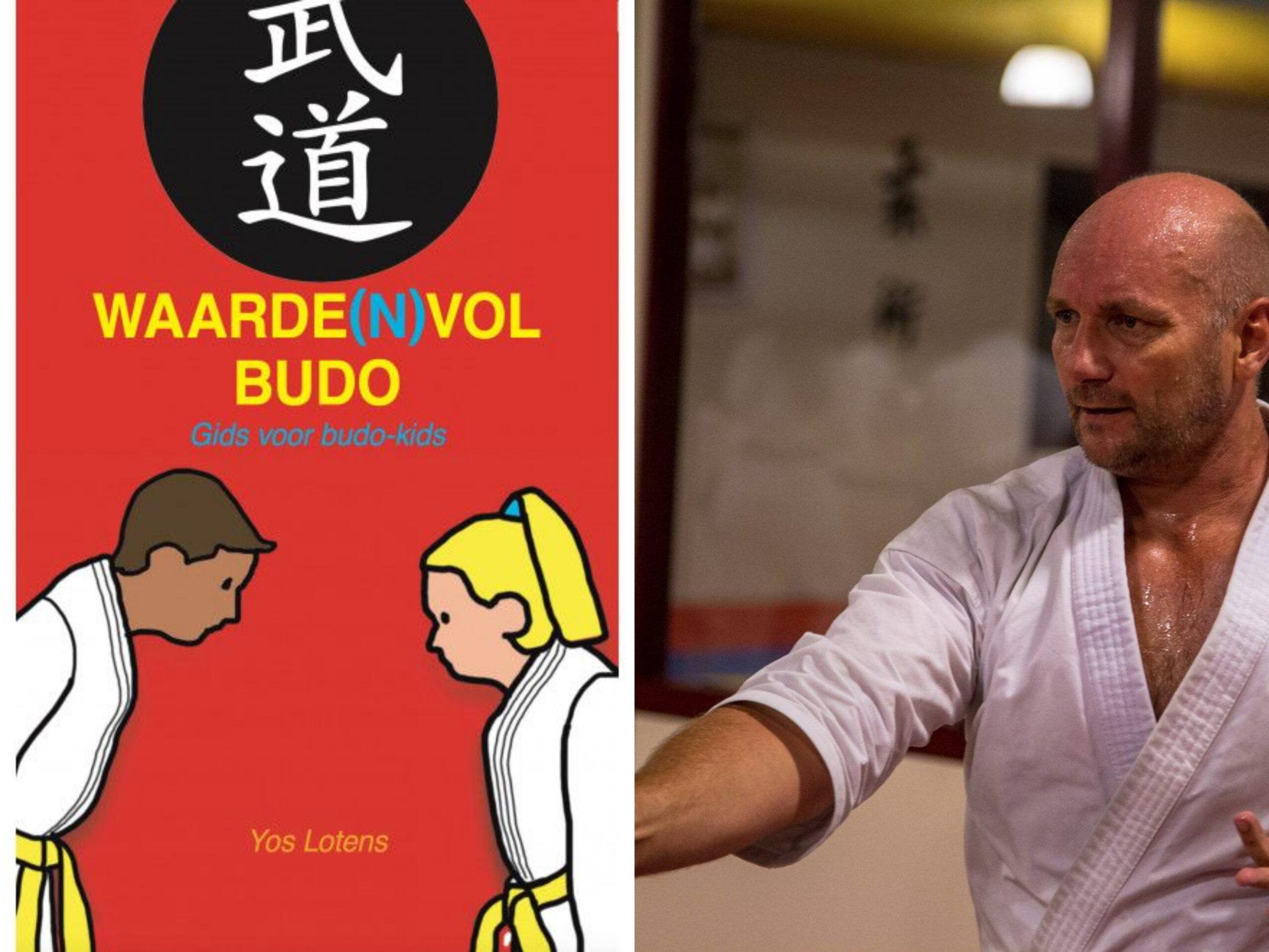 Karateka Curt Haagedoorn over Waarde(n)vol Budo